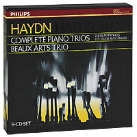Beaux Arts Trio Beaux Arts Trio. Haydn. Complete Piano Trios (9 CD) владимир ашкенази лиля зильберштайн олли мустонен линн харрелл beaux arts trio fitzwilliam string quartet shostakovich piano music chamber works 5 cd page 9