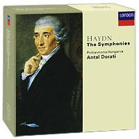 Антал Дорати,Philharmonia Hungarica Antal Dorati. Haydn. The Symphonies (33 CD)
