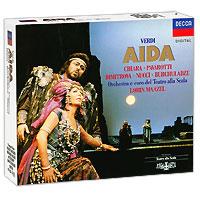 Lorin Maazel. Verdi. Aida (3 CD)