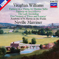 Нэвилл Мерринер,Academy Of St. Martin In The Fields Neville Marriner. Williams. Fantasia On A Theme By Thomas Tallis, etc. sir neville marriner faure requiem