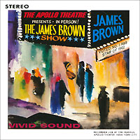 Джеймс Браун James Brown. Live At The Apollo 1962. Expanded Edition этта джеймс etta james hickory dickory dock
