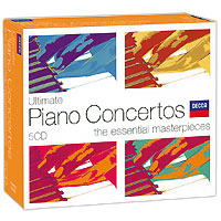 Клаудио Аррау,Колин Дэвис,Элиаху Инбал Ultimate Piano Concertos: The Essential Masterpieces (5 CD) gregorian the masterpieces dvd cd
