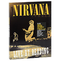 Nirvana. Live At Reading (CD + DVD)