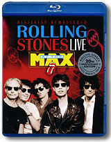 The Rolling Stones: Live at the Max (Blu-ray) francis rossi live from st luke s london blu ray