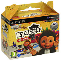 EyePet (+ камера PlayStation Eye) (PS3) eyepet move edition ps3