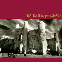 U2 U2. The Unforgettable Fire (LP)