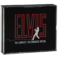 Элвис Пресли Elvis Presley. The Complete '68 Comeback Special (4 CD) 26 pcs in one postcard love you from a to z love letter romantic love christmas postcards greeting birthday cards 10 2x14 2cm