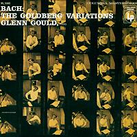Фото Гленн Гульд Glenn Gould. Bach. Goldberg Variations