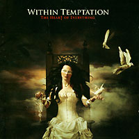 Within Temptation Within Temptation. The Heart Of Everything (ECD) the brutal heart