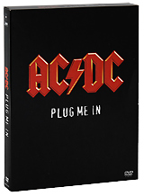 AC/DC: Plug Me In (2 DVD) cd ac dc for those about to rock we salute you remastered