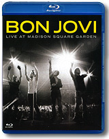 Bon Jovi: Live At Madison Square Garden (Blu-ray) europe live at shepherd s bush london blu ray