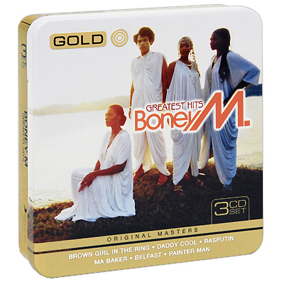 Boney M.  Greatest Hits (3 CD)