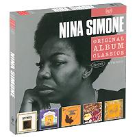 Нина Симон Nina Simone. Original Album Classics (5 CD) нина симон nina simone gold