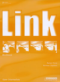 Link: Upper-Intermediate: Work Book mackie g link intermediate wook book