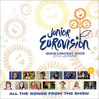 Junior Eurovision. Song Contest 2009. Kyiv - Ukraine (2 CD)