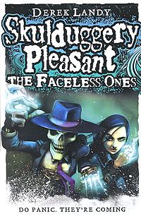 Skulduggery Pleasant The Faceless Ones