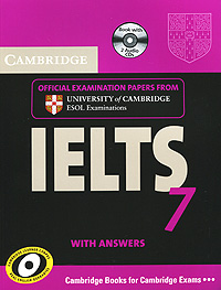 IELTS 7: With Answers (+ 2 CD-ROM) focusing on ielts general training practice tests with answer key 3 cd rom