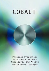 Cobalt - Physical Properties, Metallurgy, Alloys, Chemistry and Uses physical chemistry物理化学(英文版)