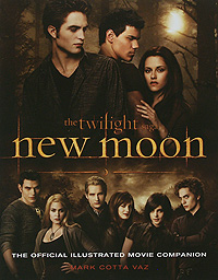 The Twilight Saga: New Moon: The Official Illustrated Movie Companion a caress of twilight