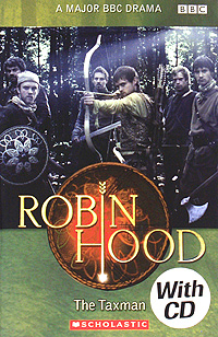 Robin Hood: The Taxman: Starter Level (+ CD-ROM) барабан к галтовке robin 20