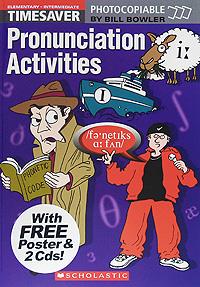 Pronunciation Activities (+ 2 CD) how to teach pronunciation cd