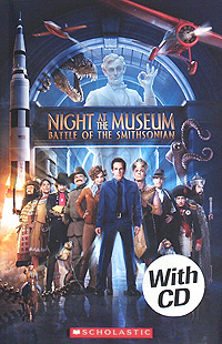 Night at the Museum: Level 2 (+ CD) smithsonian national air and spase museum набор из 100 карточек