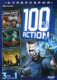 "100% Action: Psi-Ops: Врата разума/Bloodline: Линия крови/Война с террором 2: Операция ""Буря в пустыне"", Midway Home Entertainment Inc.,Zima Software,Atomic Planet Entertainment"