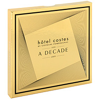 Stephane Pompougnac. Hotel Costes. A Decade. 10th Anniversary Edition (2 CD)
