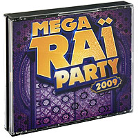 Mega Rai Party 2009 (4 CD)