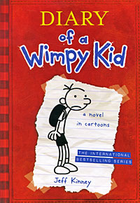 Diary of a Wimpy Kid kinney j diary of a wimpy kid