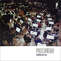 Portishead. Roseland NYC. Live (2 LP)