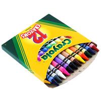Мелки восковые Crayola (Краела), 12 цветов0012В комплект входит 12 восковых мелков разного цвета. Восковые мелки отлично передают цвета и имеют широкую гамму оттенков. Такие мелки отлично подойдут для детского творчества.12 мелков.