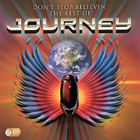 Journey Journey. Don't Stop Believin': The Best Of Journey (2 CD) cd the corrs best of