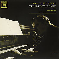 Фото Гленн Гульд Glenn Gould. Bach. The Art Of The Fugue. Volume 1