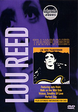 Lou Reed with the help of Andy Warhol at the 'Factory', made The Velvet Underground a massively influential band. However it was Transformer, Lou Reed's second solo album, which took him from cult hero of The Velvet Underground to international superstar status.              The program takes a track-by-track look at the album, which was produced by David Bowie and Mick Ronson. In an exclusive interview in New York, Lou Reed talks of the making of the album and together with Ken Scott, the original engineer, takes us through the multi-track tapes of