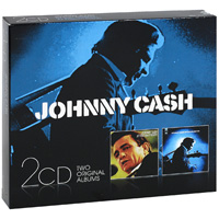 Джонни Кэш Johnny Cash. At San Quentin / At Folsom Prison (2 CD) джонни кэш johnny cash remixed