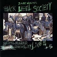 Black Label Society Black Label Society. Alcohol Fueled Brewtality Live (2 CD) гитара g zakk