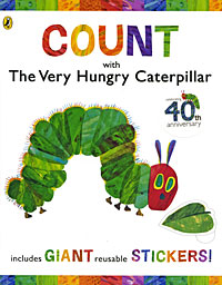 Count With the Very Hungry Caterp the very hungry caterpillar a pull out pop up