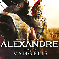 Вангелис Alexander. Original Motion Picture Soundtrack By Vangelis цена