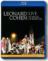 Leonard Cohen: Live At The Isle Of Wight 1970 (Blu-ray) europe live at shepherd s bush london blu ray