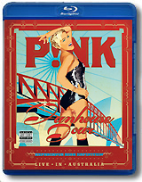 P!nk: Funhouse Tour. Live In Australia (Blu-ray) rihanna loud tour live at the o2