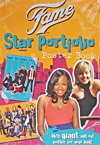 Fame: Star Portfolio: Poster Book big book of stars