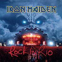 Iron Maiden Iron Maiden. Rock In Rio (2 ECD) iron maiden iron maiden somewhere in time