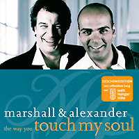 Marshall & Alexander Marshall & Alexander. The Way You Touch My Soul alexander glazunov the seasons chopiniana