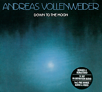 Andreas Vollenweider. Down To The Moon