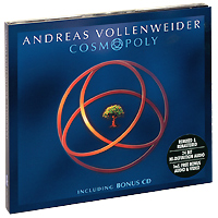 Andreas Vollenweider. Cosmopoly (2 CD)