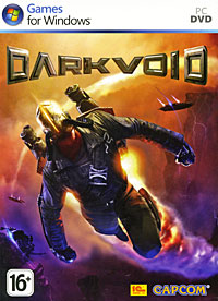 Dark Void (DVD-BOX), Airtight Games