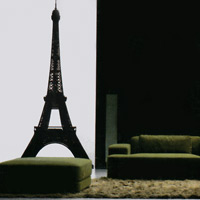 Стикер Paristic Эйфелева башня, 90 х 200 см576-066Добавьте оригинальность вашему интерьеру с помощью необычного стикера Эйфелева башня. Изображение на стикере выполнено в виде Эйфелевой башни.Необыкновенный всплеск эмоций в дизайнерском решении создаст утонченную и изысканную атмосферу не только спальни, гостиной или детской комнаты, но и даже офиса. Стикервыполнен из матового винила - тонкого эластичного материала, который хорошо прилегает к любым гладким и чистым поверхностям, легко моется и держится до семи лет, не оставляя следов. В комплекте прилагается ракель, с помощью которого вы без труда наклеите стикер на выбранную поверхность. Сегодня виниловые наклейки пользуются большой популярностью среди декораторов по всему миру, а на российском рынке товаров для декорирования интерьеров - являются новинкой.Paristic - это стикеры высокого качества. Художественно выполненные стикеры, создающие эффект обмана зрения, дают необычную возможность использовать в своем интерьере элементы городского пейзажа. Продукция представлена широким ассортиментом - в зависимости от формы выбранного рисунка и от Ваших предпочтений стикеры могут иметь разный размер и разный цвет (12 вариантов помимо классического черного и белого). В коллекции Paristic-авторские работы от урбанистических зарисовок и узнаваемых парижских мотивов до природных и графических объектов. Идеи французских дизайнеров украсят любой интерьер: Paristic -это простой и оригинальный способ создать уникальную атмосферу как в современной гостиной и детской комнате, так и в офисе. В настоящее время производство стикеров Paristic ведется в России при строгом соблюдении качества продукции и по оригинальному французскому дизайну. Характеристики:Размер стикера: 90 см х 200 см. Размер упаковки: 79 см х 11 см х 6 см. Комплектация: виниловый стикер; инструкция; Производитель: Франция.