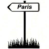 Стикер Paristic Указатель Париж, влево, 50 х 72 смВ2007Добавьте оригинальность вашему интерьеру с помощью необычного стикера Указатель Париж. Изображение на стикере выполнено в виде дорожного указателя с надписью Paris. Необыкновенный всплеск эмоций в дизайнерском решении создаст утонченную и изысканную атмосферу не только спальни, гостиной или детской комнаты, но и даже офиса.Стикервыполнен из матового винила - тонкого эластичного материала, который хорошо прилегает к любым гладким и чистым поверхностям, легко моется и держится до семи лет, не оставляя следов. Сегодня виниловые наклейки пользуются большой популярностью среди декораторов по всему миру, а на российском рынке товаров для декорирования интерьеров - являются новинкой.Paristic - это стикеры высокого качества.Художественно выполненные стикеры, создающие эффект обмана зрения, дают необычную возможность использовать в своем интерьере элементы городского пейзажа. Продукция представлена широким ассортиментом - в зависимости от формы выбранного рисунка и от Ваших предпочтений стикеры могут иметь разный размер и разный цвет (12 вариантов помимо классического черного и белого).В коллекции Paristic-авторские работы от урбанистических зарисовок и узнаваемых парижских мотивов до природных и графических объектов. Идеи французских дизайнеров украсят любой интерьер: Paristic -это простой и оригинальный способ создать уникальную атмосферу как в современной гостиной и детской комнате, так и в офисе.В настоящее время производство стикеров Paristic ведется в России при строгом соблюдении качества продукции и по оригинальному французскому дизайну. Характеристики:Размер: 50 см х 72 см. Комплектация: виниловый стикер; инструкция; Производитель: Франция. Изготовитель: Россия.