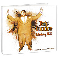 Фэтс Домино Fats Domino. Blueberry Hill (2 CD) honegger le roi david monopartita le chant de nigamon etc 2 cd